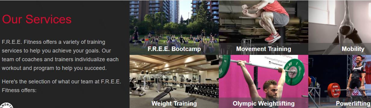 F.R.E.E. Fitness