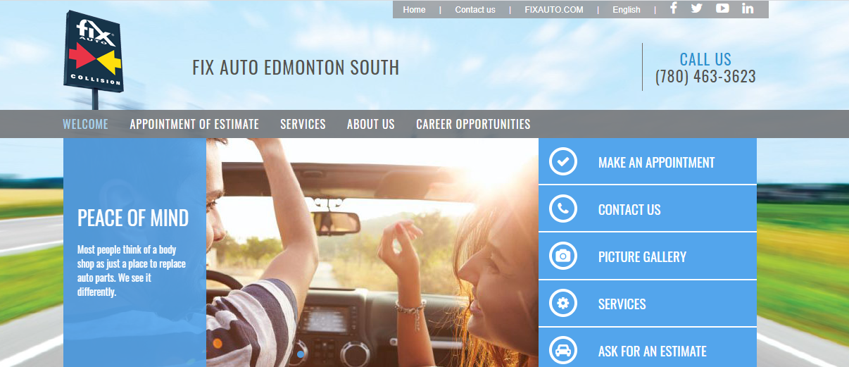Fix Auto Edmonton South