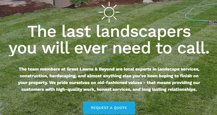 Great Lawns & Beyond.