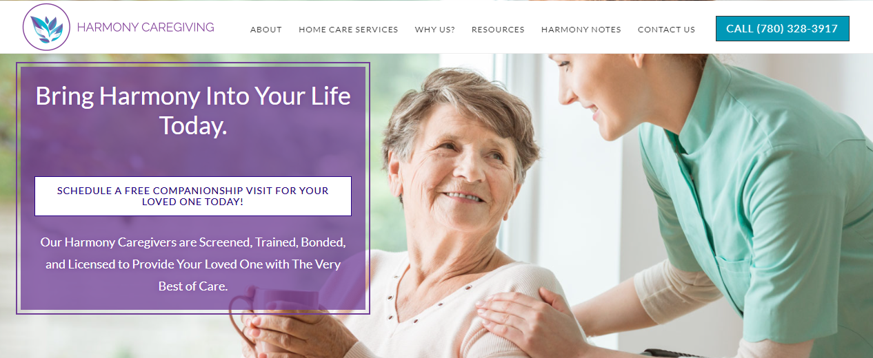 Harmony Caregiving