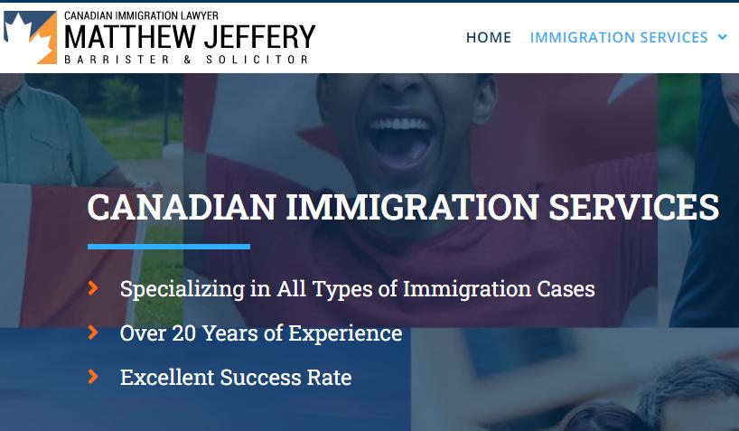 Immigration Lаw Firm of Маtthеw Jеffеrу
