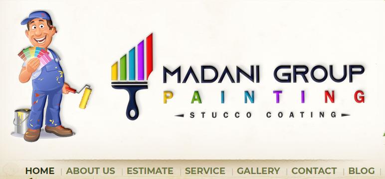 Madani Group Painting and Stucco Coating