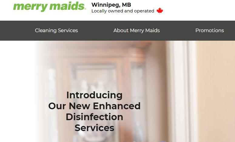 Merry Maids of Winnipeg