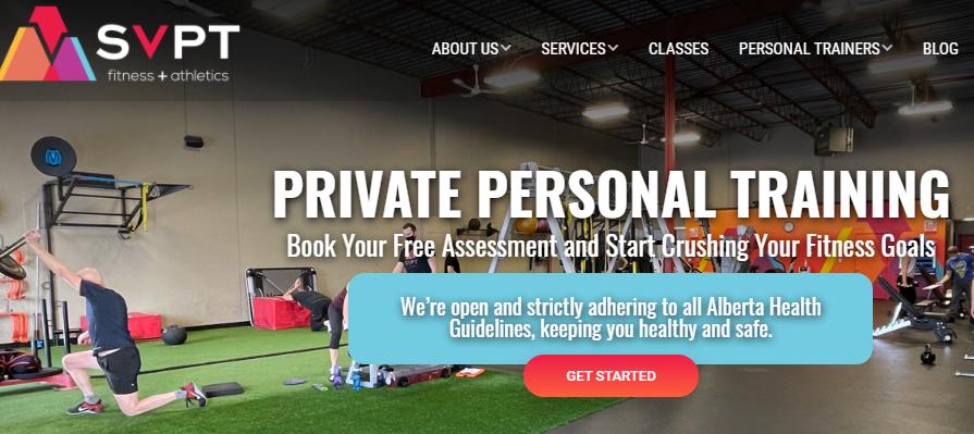 SVPT Fitness & Athletics