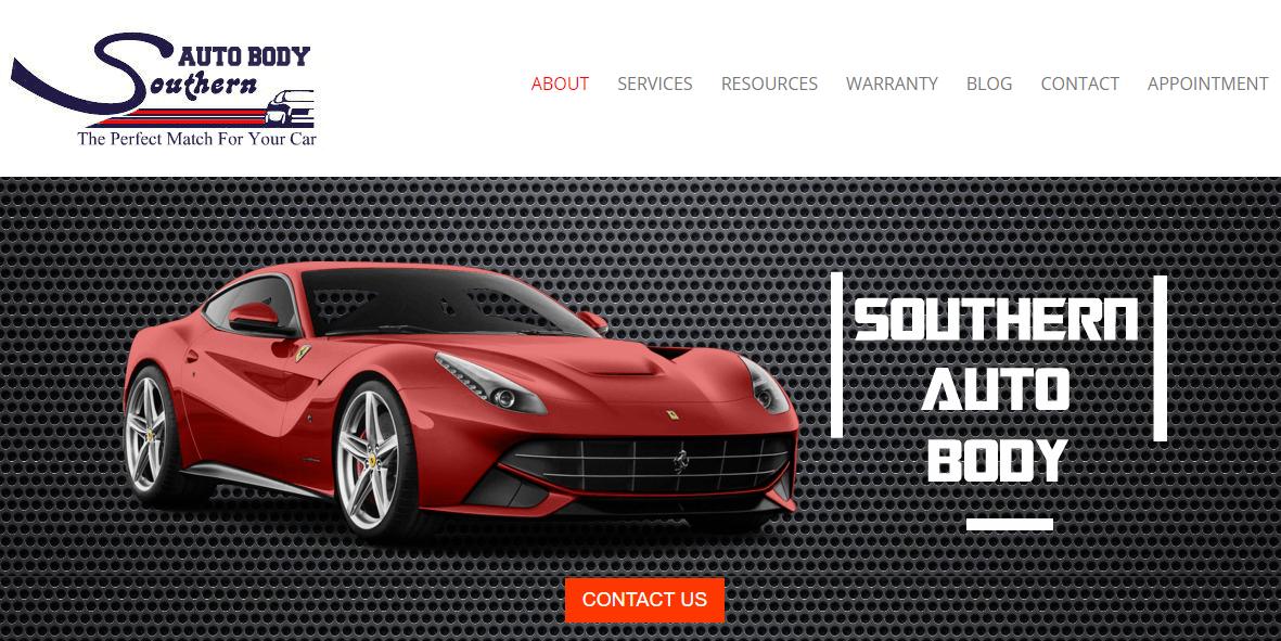 Southern Auto Body Inc