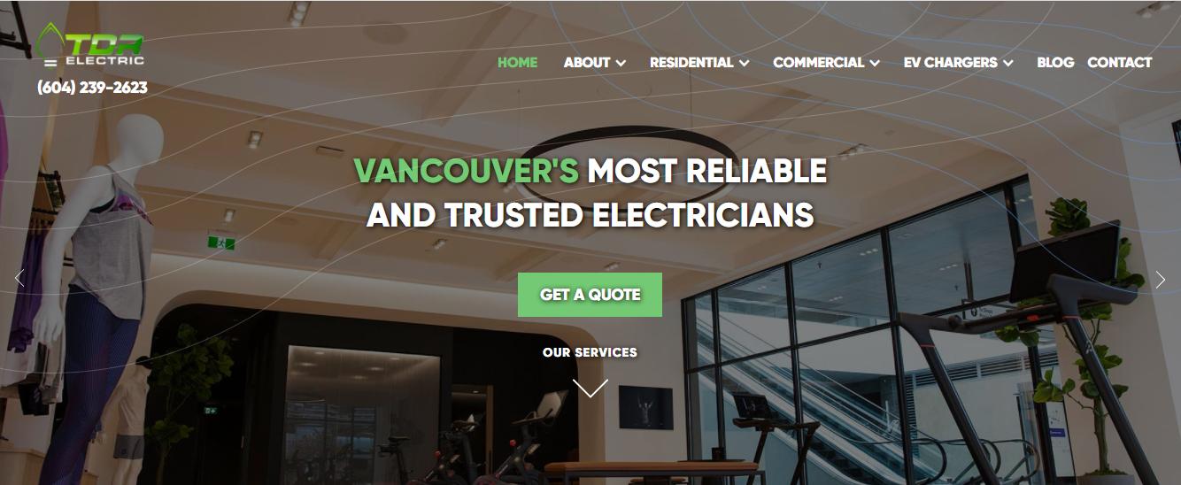 TDR Electric Inc.