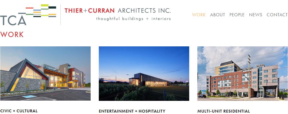 Thier Curran Architects Inc