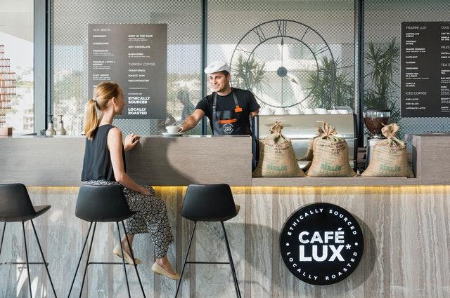 Best Café in Edmonton