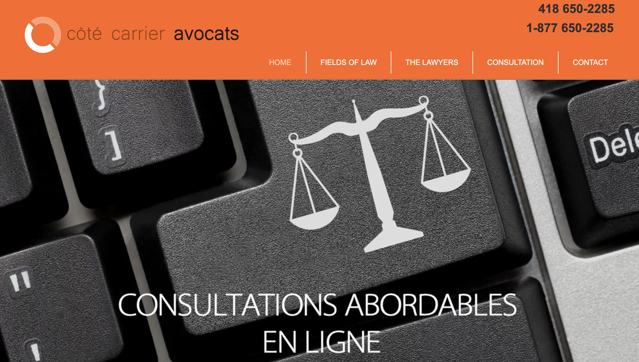 Cote Carrier Avocats
