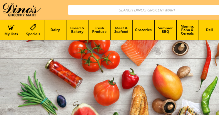 Dino's Grocery Mart