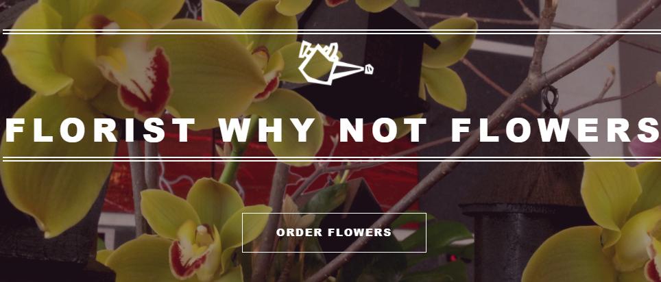 Fleuriste Pourquoi pas fleurs