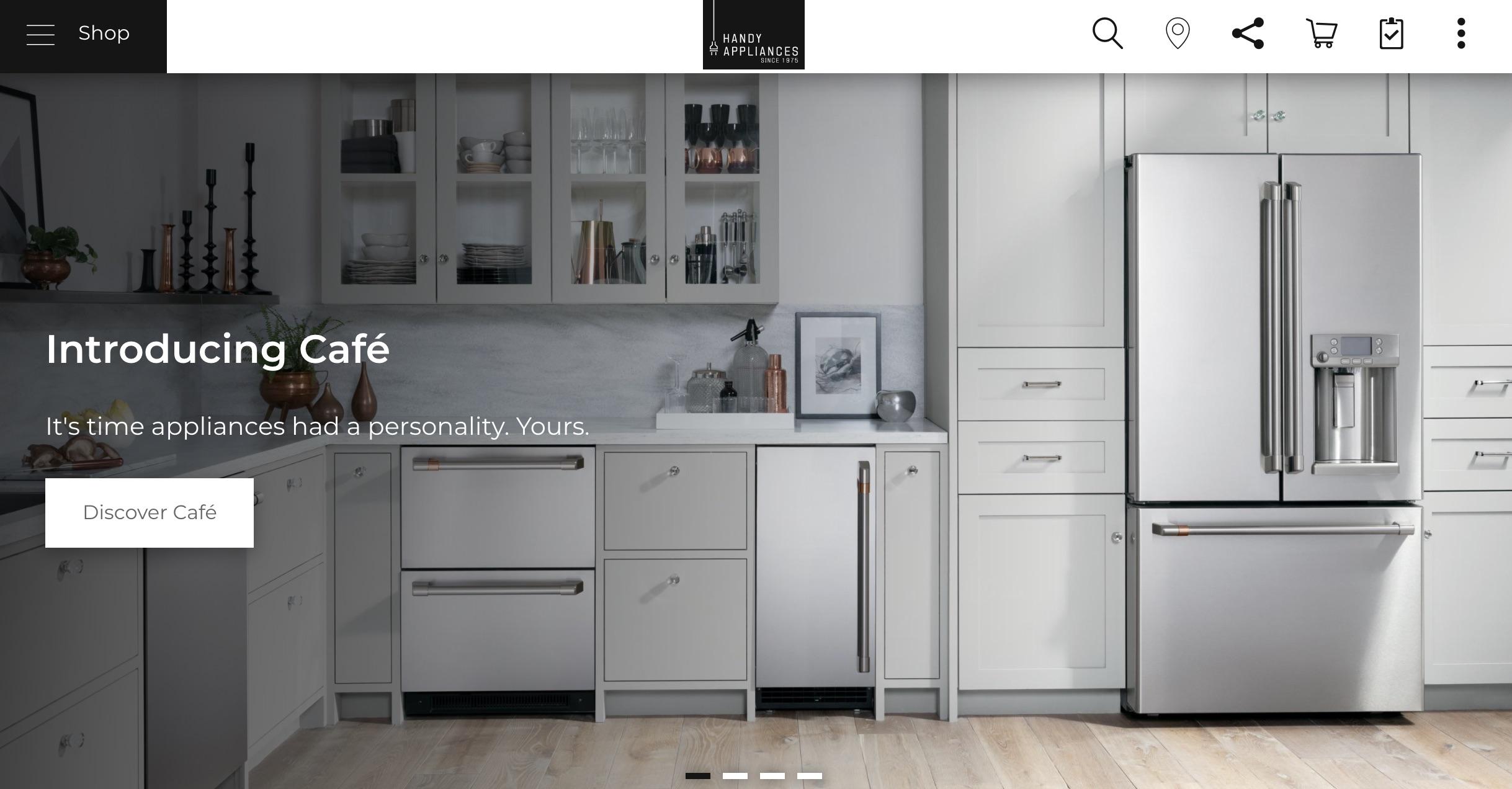 Handy Appliances - Sales, Service & Parts