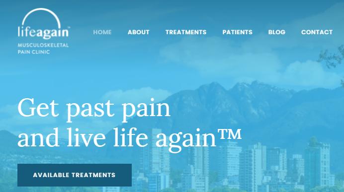 LifeAgain Musculoskeletal Pain Clinic