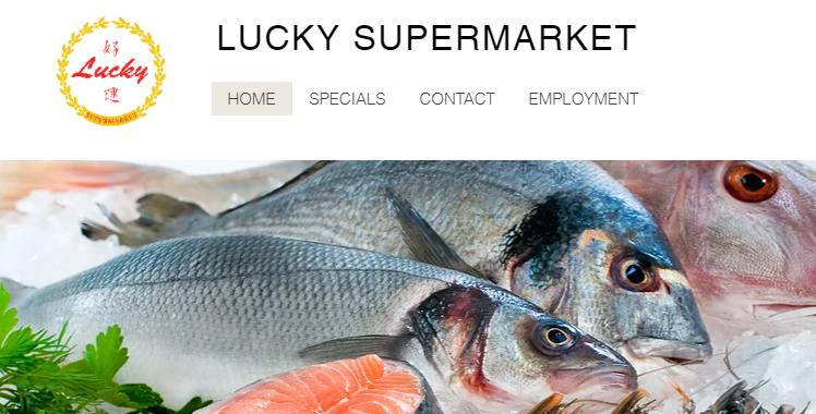 Lucky Supermarket