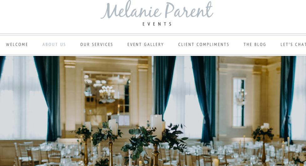 Melanie Parent Events