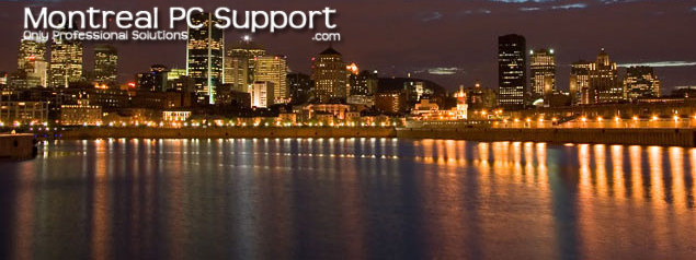 Montreal PC Support