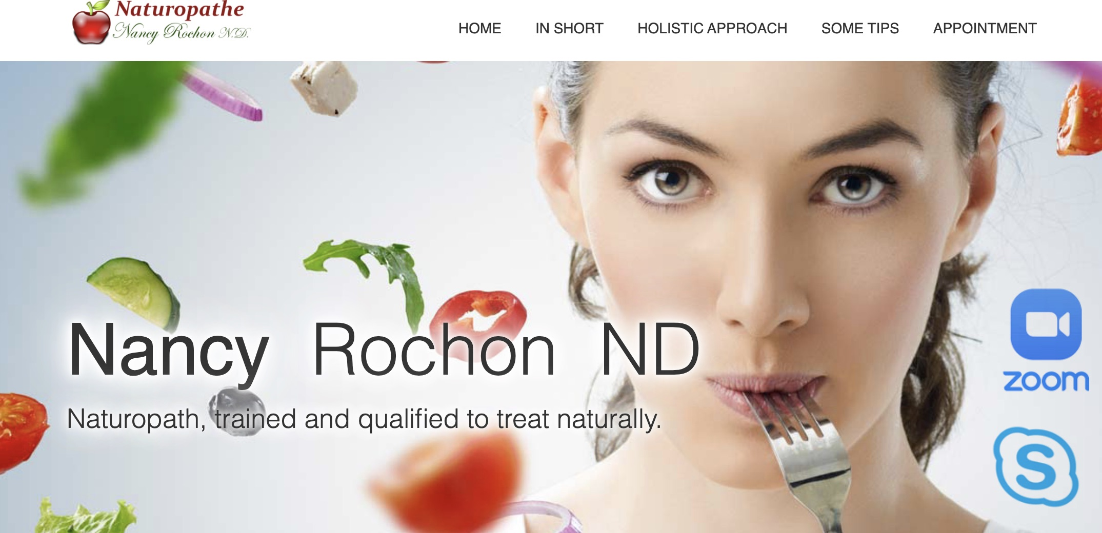 Nancy Rochon N.D. Naturopathe