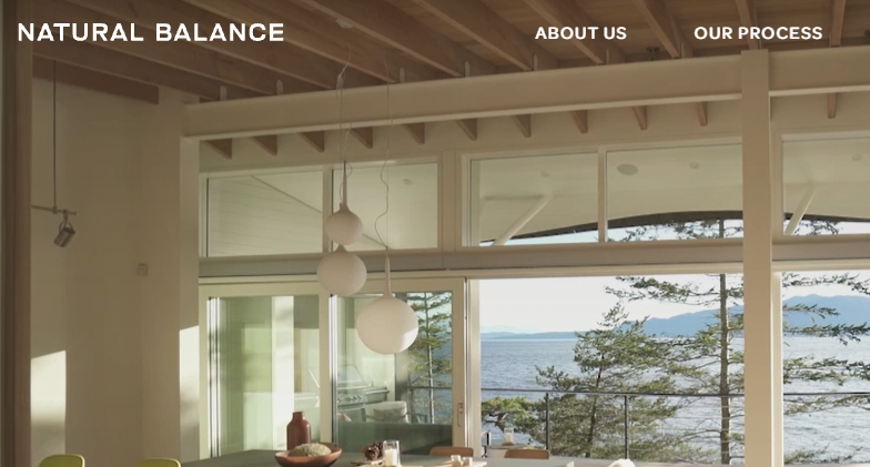 Natural Balance Home Builders