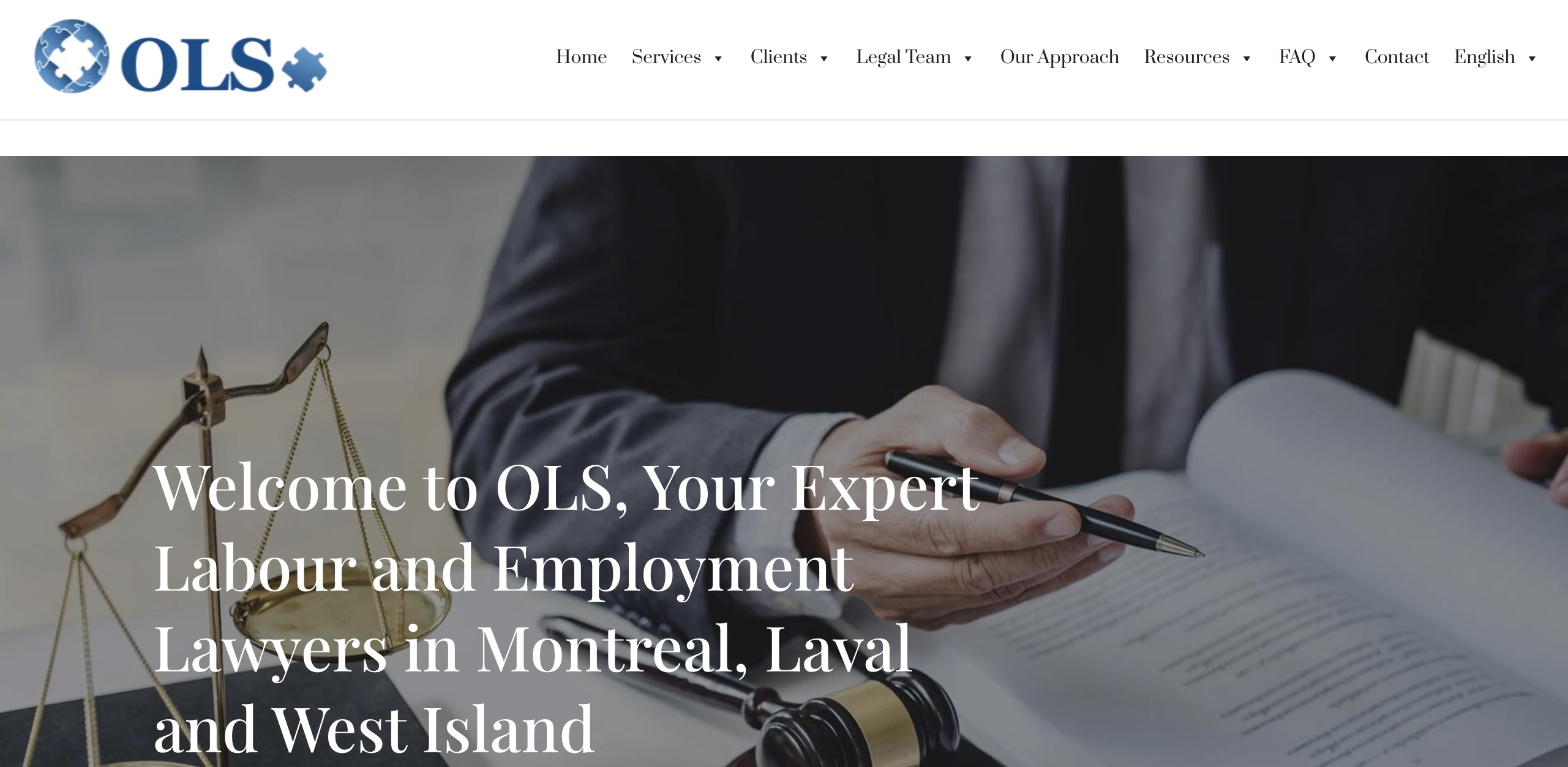 OLS Avocats Labour and Employment Lawyers