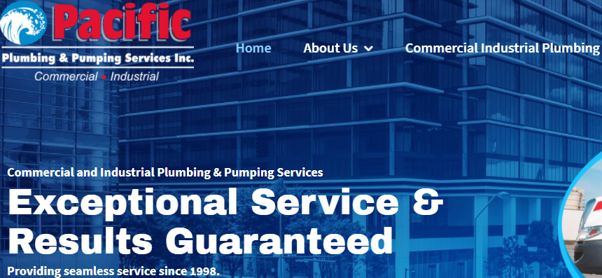 Pacific Plumbing & Pumping Services Inc.