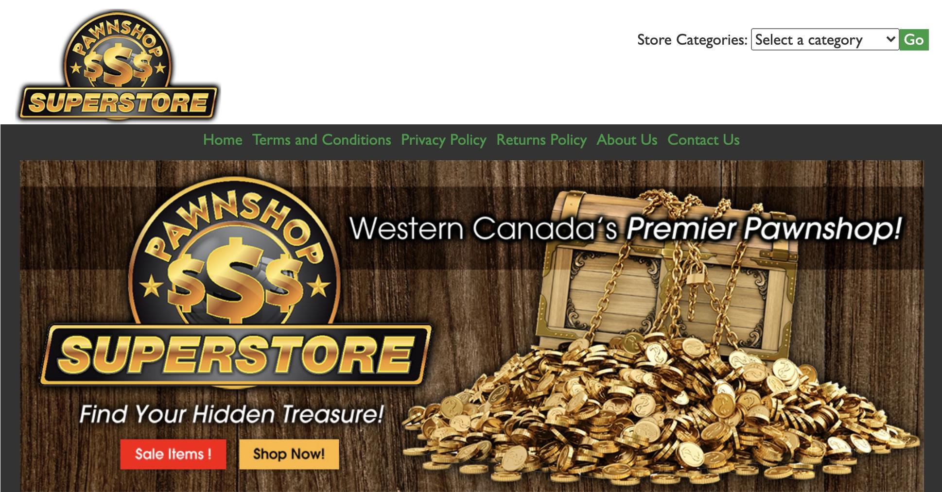 Pawnshop Superstore