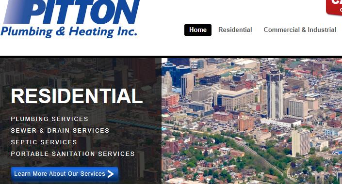 Pitton Plumbing & Heating Inc