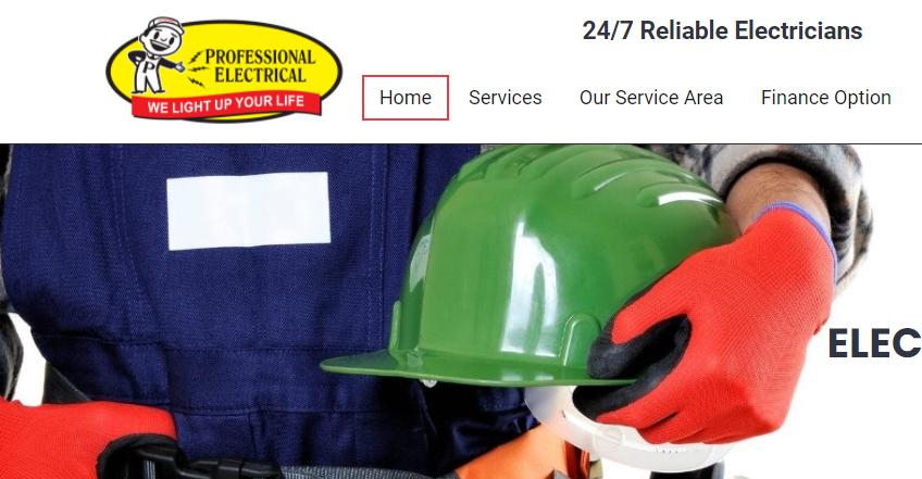 Professional Electrical & Controls Ltd