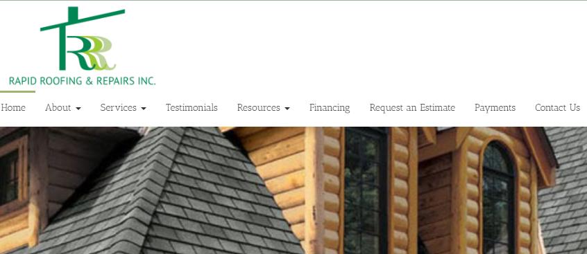 Rapid Roofing & Repairs Inc.
