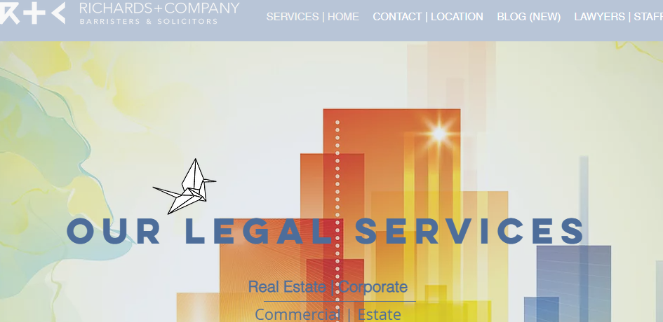 Richards + Company, Barristers & Solicitors