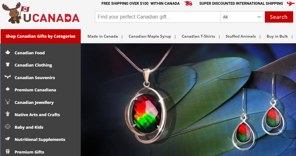 Royal Canadian Gifts of UCanada