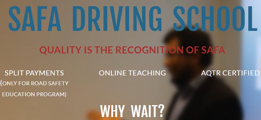 Safa Driving School