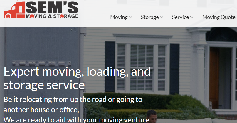 Sem's Moving & Storage