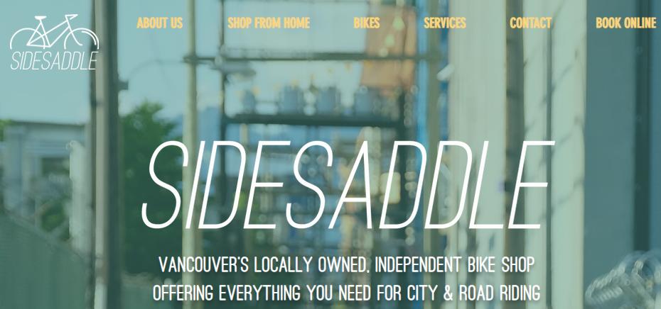 Sidesaddle Bike Shop