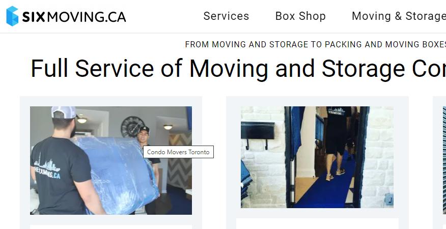 Six Moving