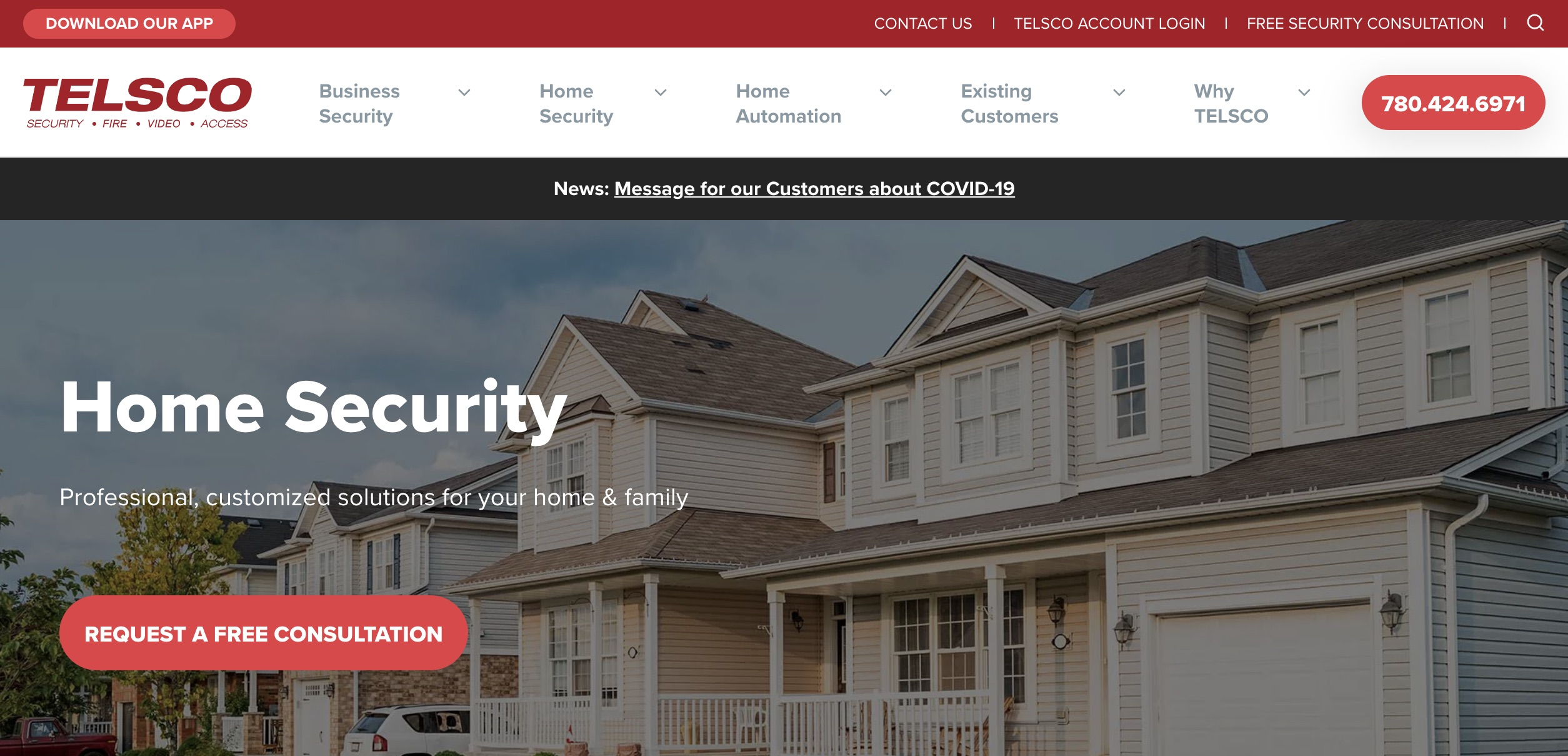 TELSCO Security Systems