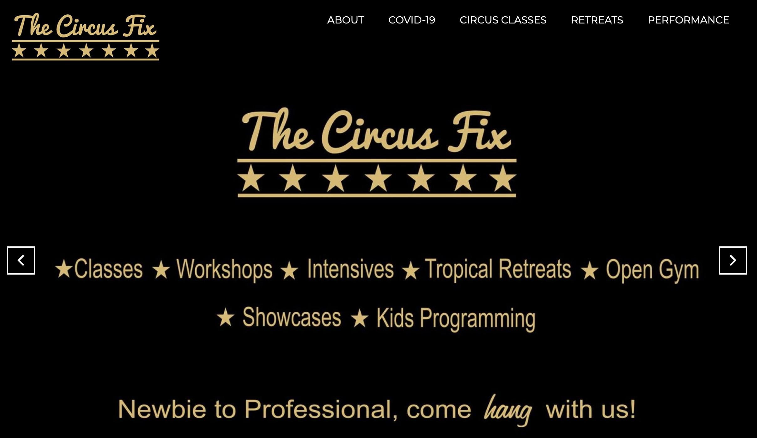 The Circus Fix