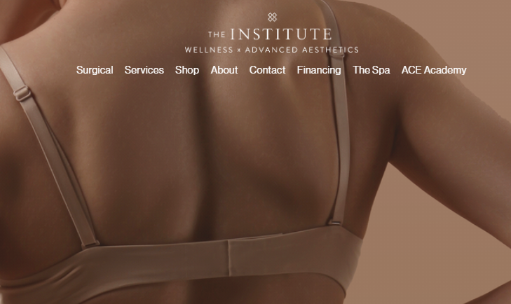 The Institute of Wellness x Advanced Aesthetics