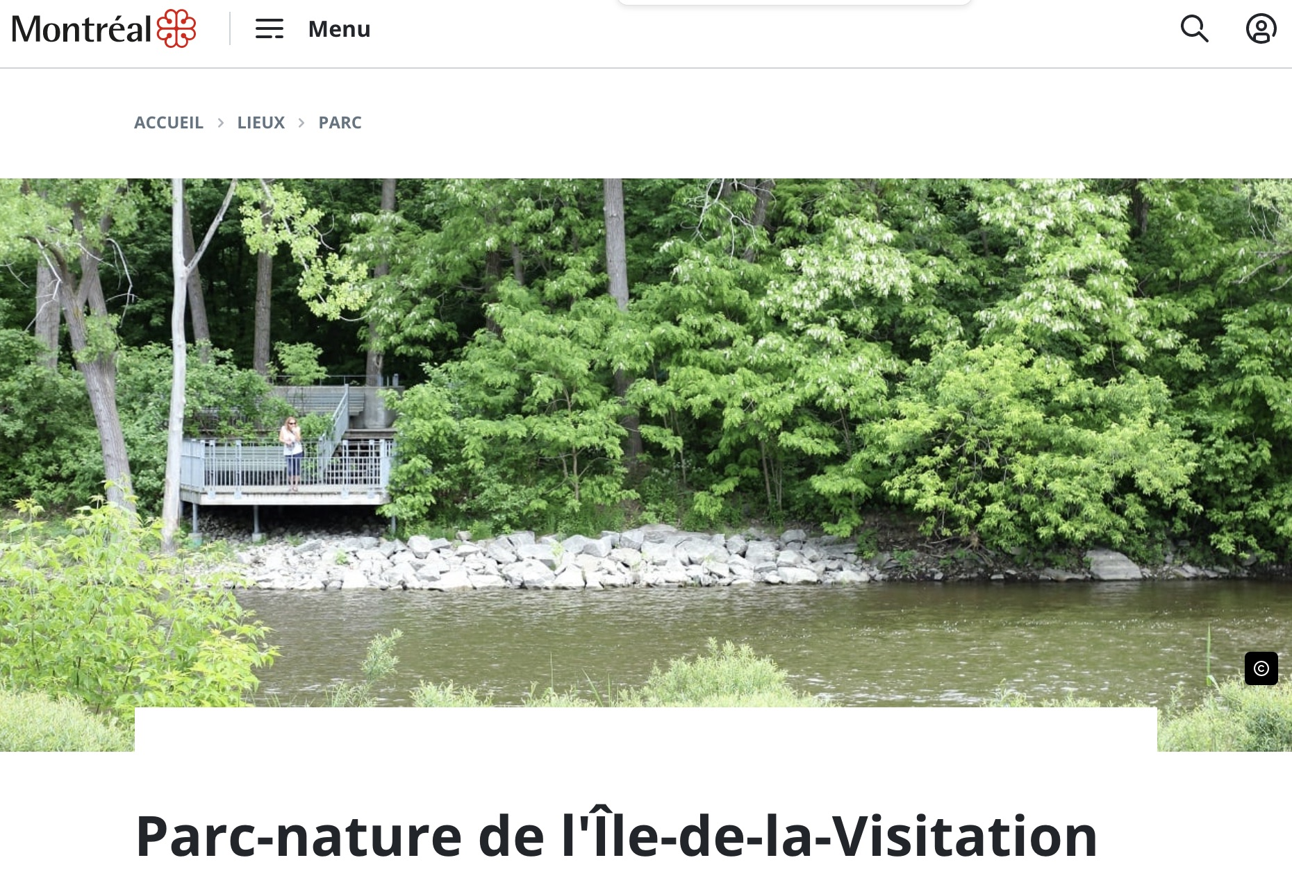 Visitation Nature Park