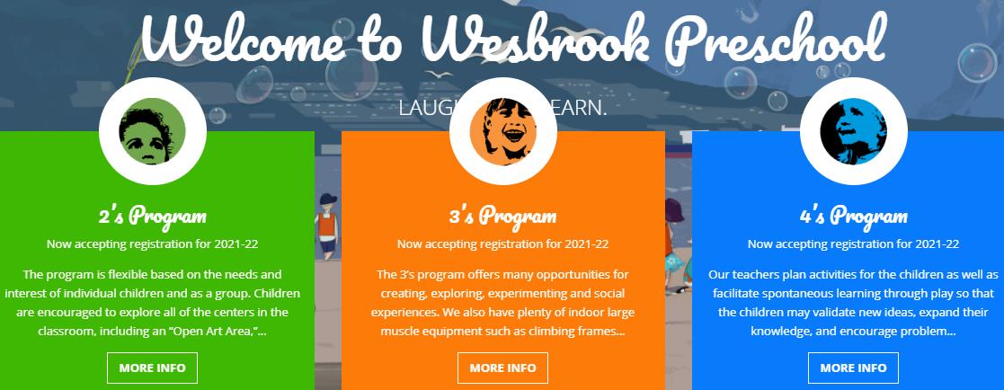 Wesbrook Parent Participation Preschool