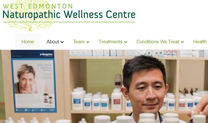 West Edmonton Naturopathic Wellness Centre Inc.