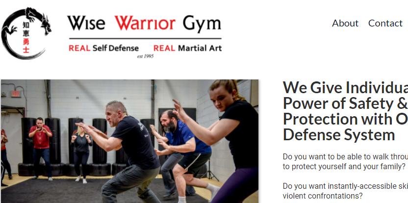Wise Warrior Gym